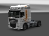 DAF XF Super Space - Resl, Transport & Servis white 2