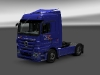 Mercedes Benz Actros Mega Space - Resl, Transport & Servis blue