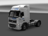 Volvo FH16 Globetrotter XL - Ewals Cargo Care white